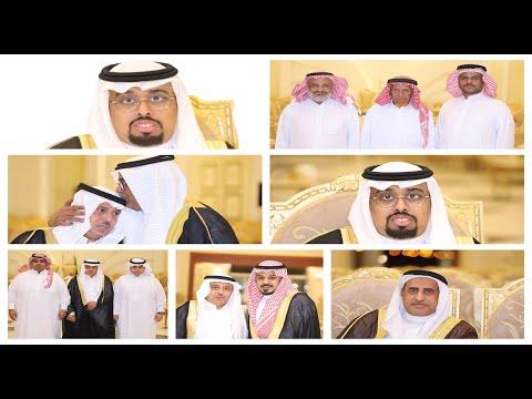 حفل زواج علي بن محمد علي يحي آل العلاء الشهري الجزء الاول - أستقبال الضيوف