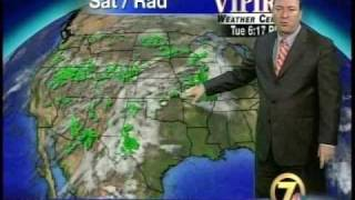 WJHG-TV June 9 6pm Weather Cast