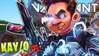 New Agent KAY/O can disable Raze / Sova ULT | VALORANT