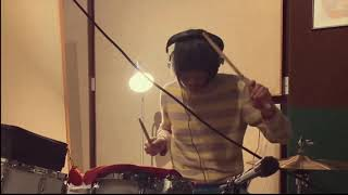 """#DrumRecording DEATH OF A SALESMAN """"Steal"""" by Suthiti"""