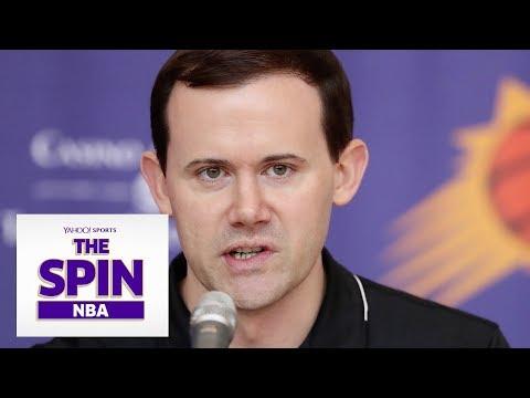 Earl Watson on Suns GM Ryan McDonough's Firing + His Own Dismissal | The Spin NBA