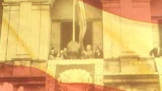 Agosto de 1936: La bandera española vuelve a ser roja y gualda !!!