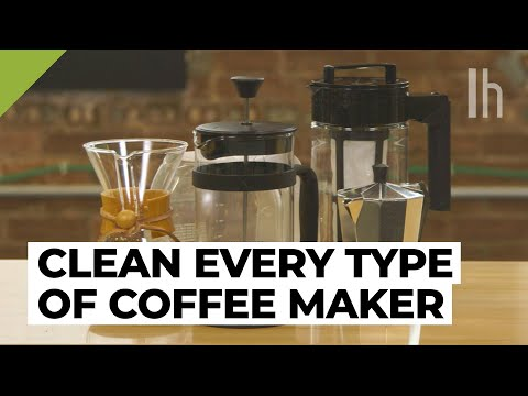 How to Clean Every Type of Coffee Maker