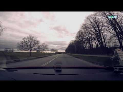 Praktisk prøve i Helsingør (motorvejstur)
