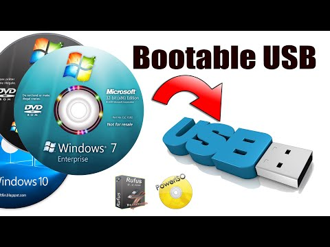 How To Bootable USB Pendrive For Windows 10 From DVD | Easily Bootable USB Pendrive 2018 | Microtech