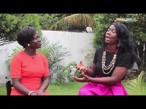 Ama K. Abebrese on The Road With Sika