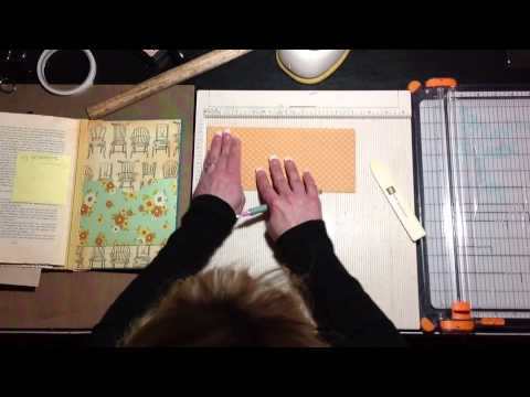 Altered Book Tutorial Video 1