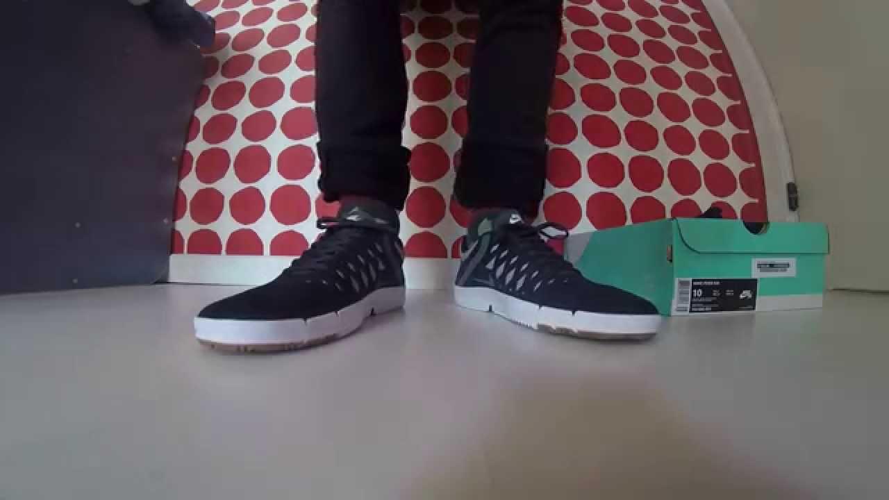 Nike Sb Free Black