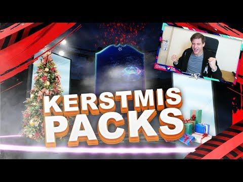 KERSTMIS PACK OPENING! UCL LIVE KAART! || FIFA 19 Nederlands thumbnail