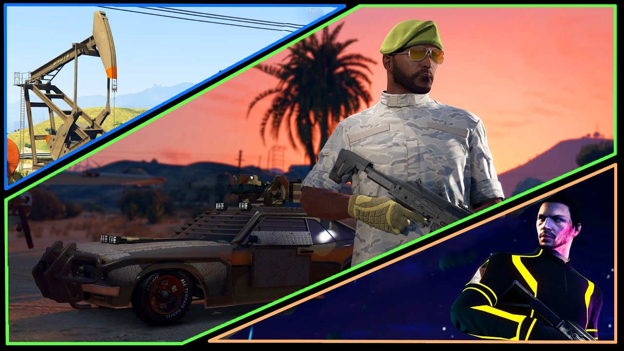 TOP 3 Best Ways To Make MONEY Fast In GTA 5 Online  NEW Easy Unlimited Money Methods