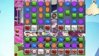 Candy Crush Saga Level 1235  No Booster