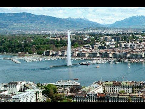 Ελβετία : Γενεύη - Μοντρέ - Σιόν /Switzerland : Geneve - Montreux - Sion