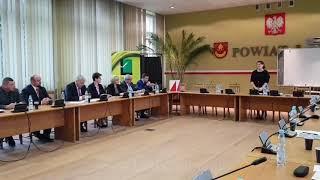 I sesja Rady Miejskiej w Łasku