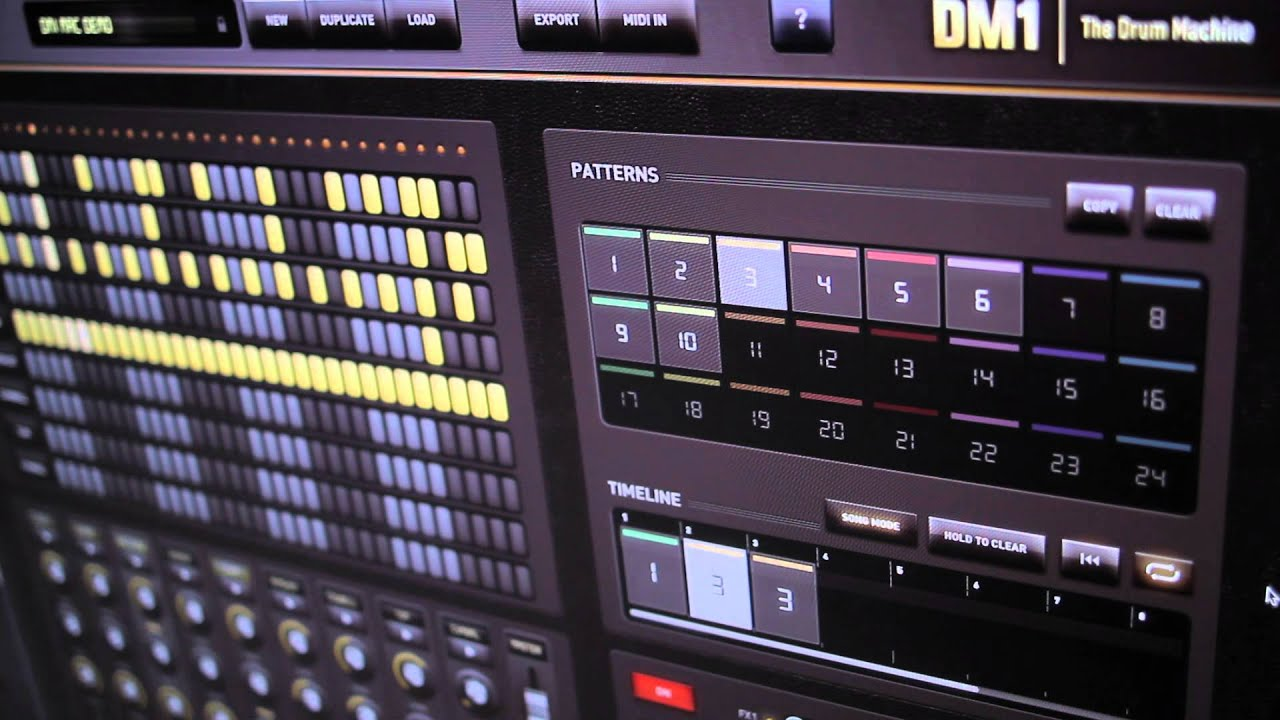 Drum Machine For Mac Os