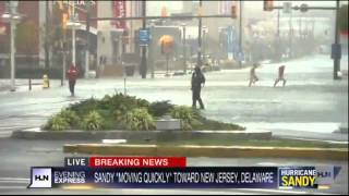 Compilation Sandy Hurricane