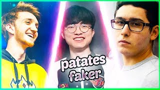 BROKEN BLADE VE CLOSER 'IN MAÇINA FAKER YASSUO ROULETTE GELİYOR! FULL MAÇ