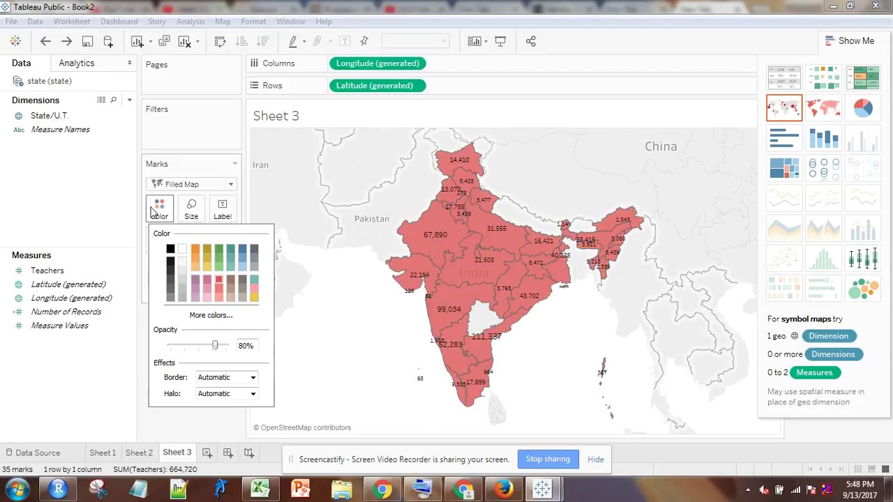 tableau tutorial - filled India map on youtube south africa, youtube colombia, youtube kenya, youtube trinidad and tobago, youtube puerto rico, youtube dominican republic, youtube uk england, youtube united kingdom, youtube viet nam, youtube new zealand, youtube zimbabwe, youtube swaziland, youtube the holy land, youtube korea, youtube gambia, youtube sierra leone, youtube syria, youtube russia, youtube el salvador, youtube germany,