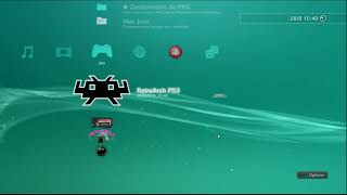 TUTO FR INSTALLER RETROARCH SUR PS3