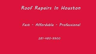 Houston Roof Repair  Roofing Contractors in Houston