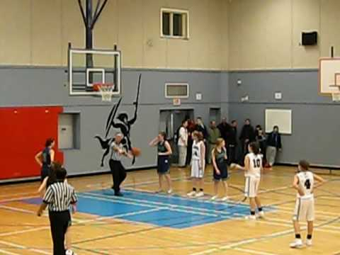 Riverside Secondary VS. Arch, Bishop Carney,  JUNIOR GIRLS DISTRICT CHAMPIONS