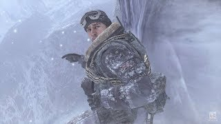 Infiltrating the Mountain Base - Stealth Mission - Call of Duty: Modern Warfare 2