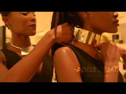 ADELE DEJAK /// Discovering African Luxury