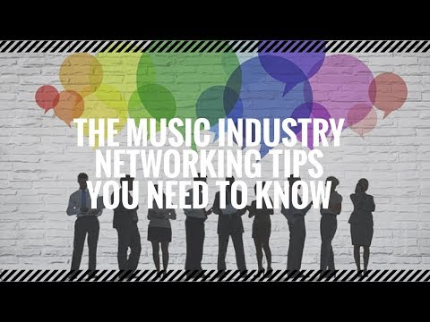 How to Network in the Music Industry | ArtistHustle TV