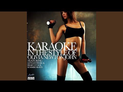 Let's Get Physical (Karaoke Version)