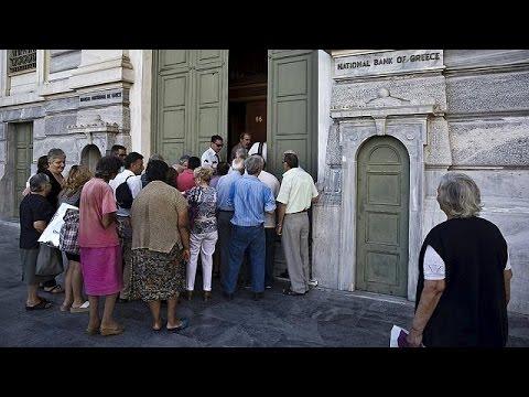 Griechische Banken wieder geöffnet