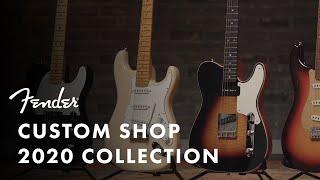 Fender Custom Shop 2020 Collection   Fender Custom Shop   Fender