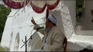 Janab Tanveer Hashmi sahab ka Assembly  election ke baad pehla bayan. Karnataka wire  17/06/18