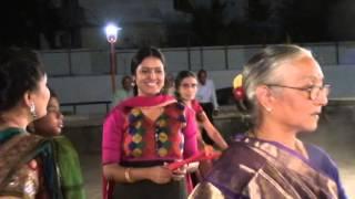 Dandiya at Saket Pranaam DASARA M2U00872