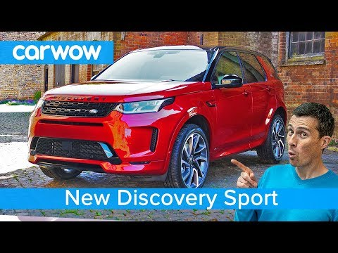 New Land Rover Discovery Sport SUV 2020 - everything you need to know...