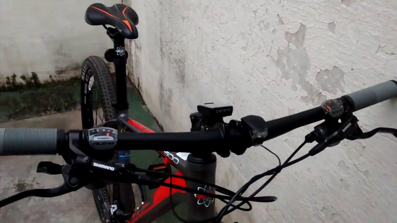 Bike KHS SIXFIFTY 500 - YouTube