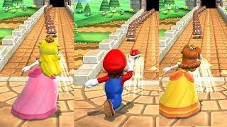 Download Mario Party 9 - Mario vs Peach vs Daisy - Step It Up #88 Mp3