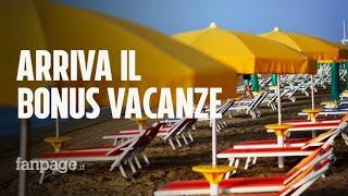 Decreto Rilancio: Bonus Vacanze Fino A 500 Euro Per Le Famiglie E 300 Per Le Coppie
