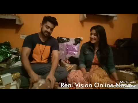 Adiza gifts segment part 2 naamkaran 300 epi celebration with Real Vision online News thumbnail