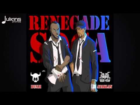 "Bunji Garlin x Ataklan - Renegade Soca ""2015 Trinidad Soca"" (Jus Now)"