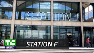 Touring Station F