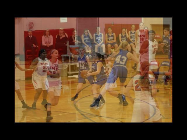 Girls Varsity: Hoosic Valley vs Maple Hill 12/30/16