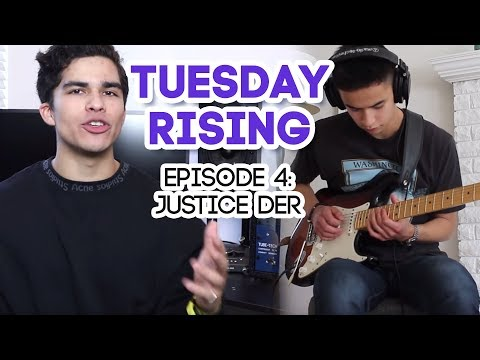 FORREST GUMP BY FRANK OCEAN | Tuesday Rising | Episode 4: Justice Der