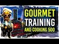Guild Wars 2 - Cooking 500 and Gourmet Training Guide