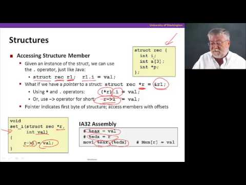 Arrays & Structs, Video 4: Structs
