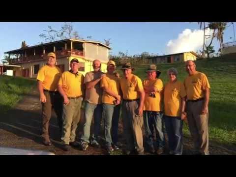 Puerto Rico SBTC DR Response Team