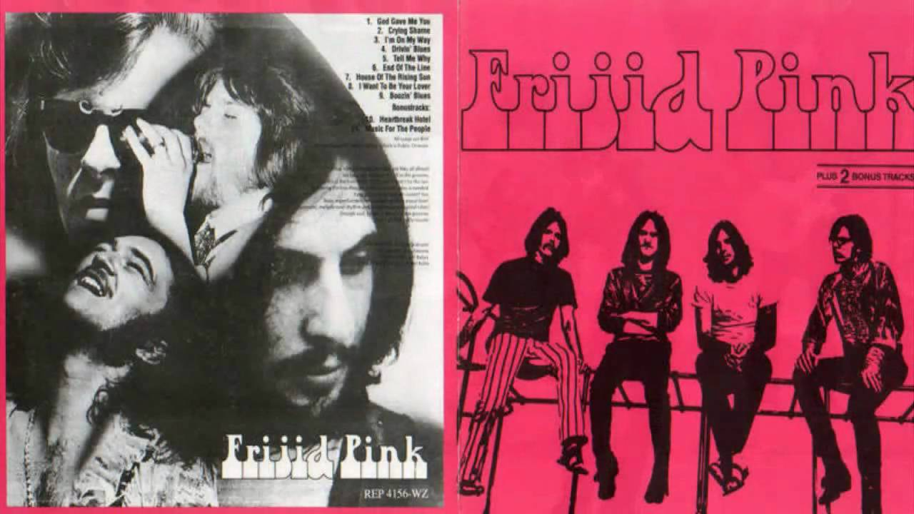 frijid pink house of the rising sun mp3