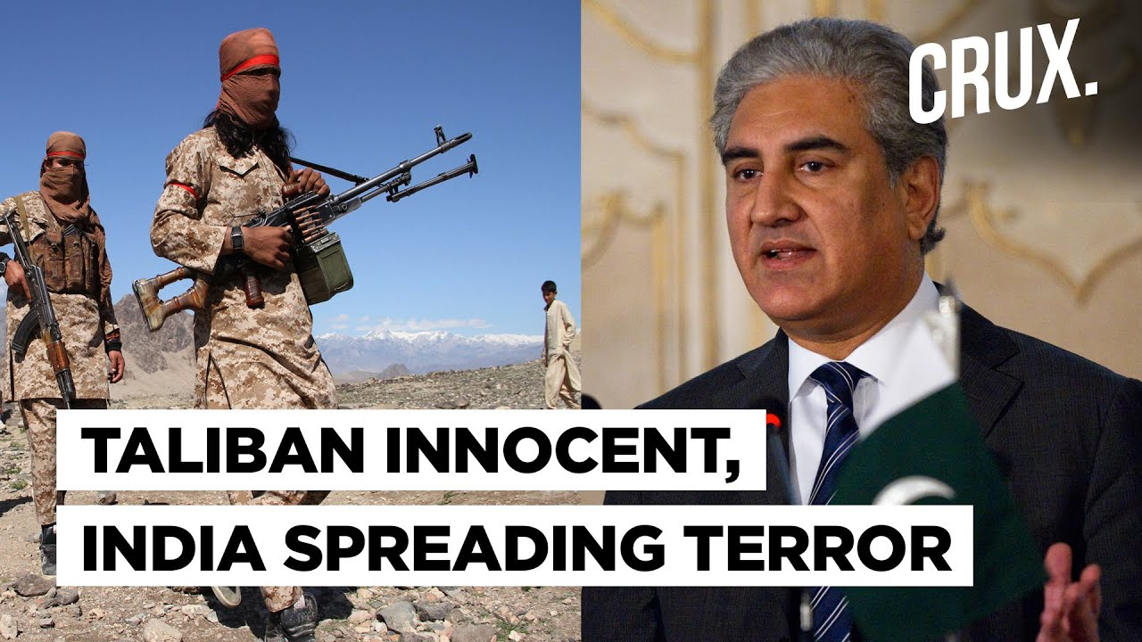 Download Pakistan Accuses India Of Terrorism While Giving A Clean Chit To Taliban In Afghanistan