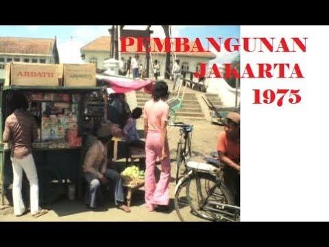 JAKARTA TEMPO DULU 1975 (REKAMAN VIDEO)