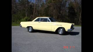 1965 Mercury Comet Cyclone FOR SALE 289 C4 Underrated American Muscle car!