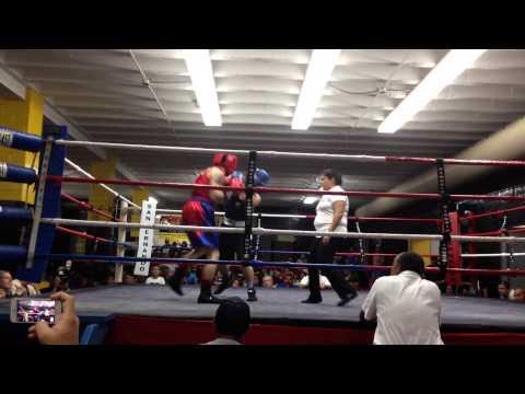 Luis's San Fernando Fight