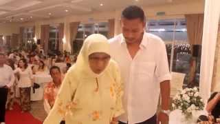 Wedding of CDnaz WANY SALEH 2013